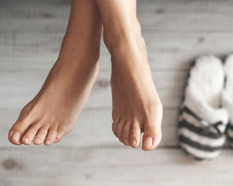 Gribki auf den Beinen beeinflusst die Schwangerschaft